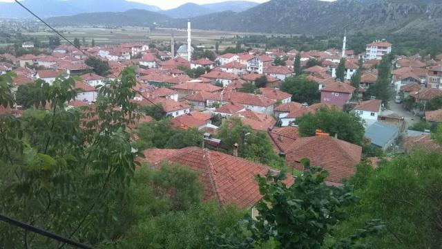 Burdurda Mamak köyü 3. kez karantinaya alındı