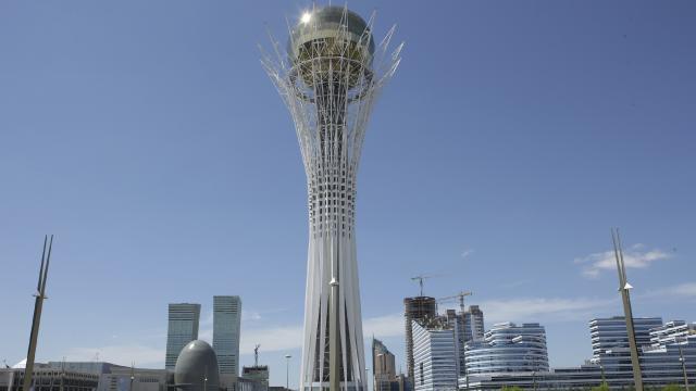 1 milyon 71 bin Kazak, ülkesine döndü