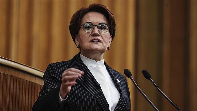 Meral Akşener: Ben başbakanlığa adayım