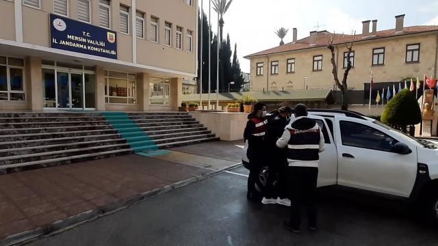 Mersinde terör örgütü DEAŞın sözde mali işler sorumlusu yakalandı