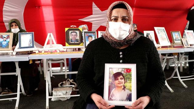 Diyarbakır anneleri: Oğlumu HDPden istiyorum
