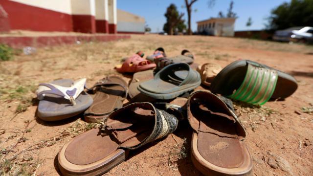 Nijeryada 1 senede 1409 öğrenci kaçırıldı
