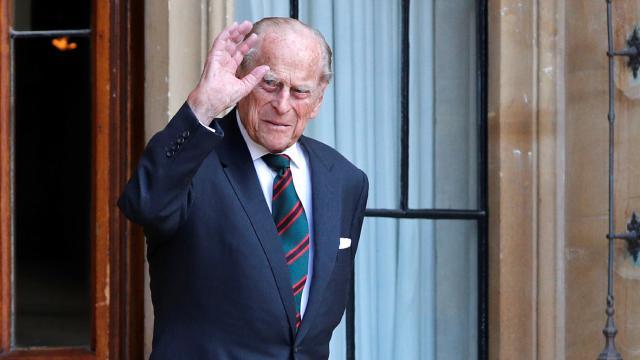 Prens Philip, son yolculuğuna uğurlanacak