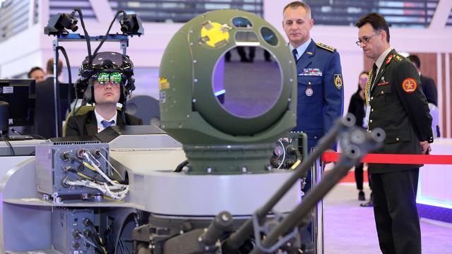 Savunmada büyük buluşma: IDEF 15inci kez kapılarını açacak