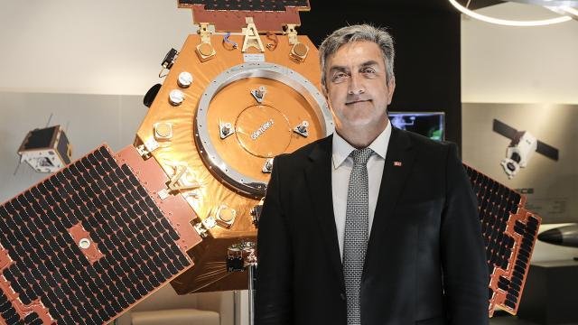 Türkiye Uzay Ajansı Başkanı: Uzayda izi olmayanın dünyada sözü olmaz