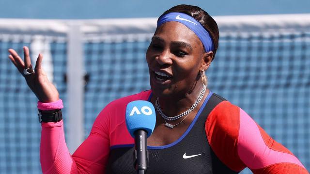 Serena Williams yarı finale çıktı