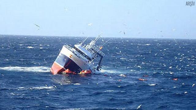 Çinde yolcu teknesi alabora oldu: 5 ölü