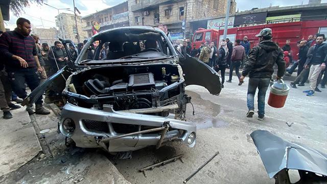 El-Babta terör saldırısı: 1 ölü, 3 yaralı