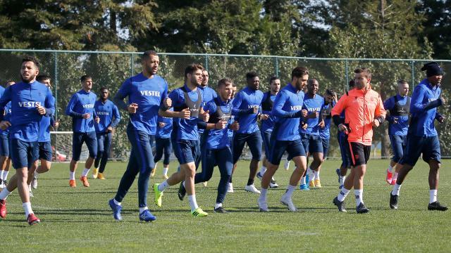 Trabzonsporda vaka sayısı 7ye yükseldi