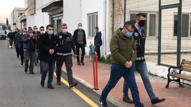 3 ilde dolandırıcılık operasyonu: 5 kişi tutuklandı