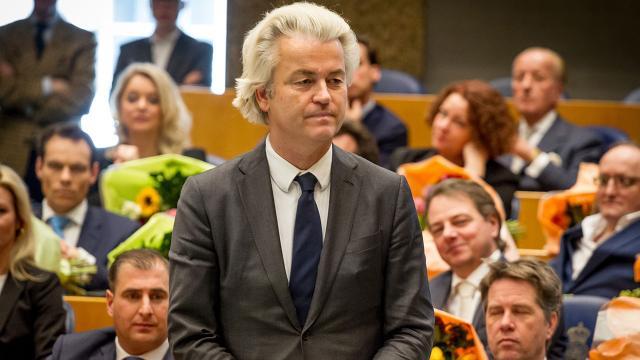 Wildersa Cumhurbaşkanı Erdoğana hakaret soruşturması