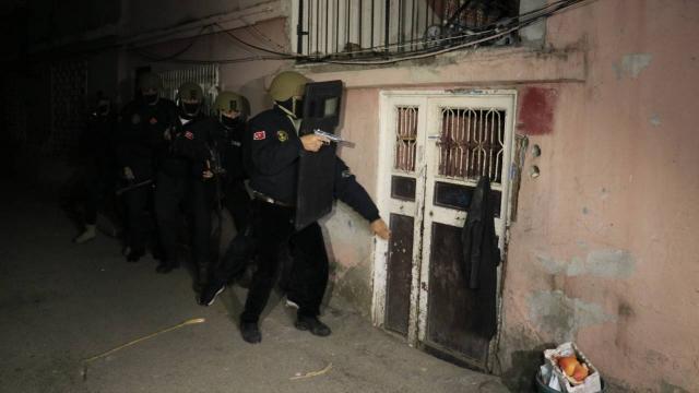 Adanada DEAŞ operasyonu: 9 gözaltı kararı
