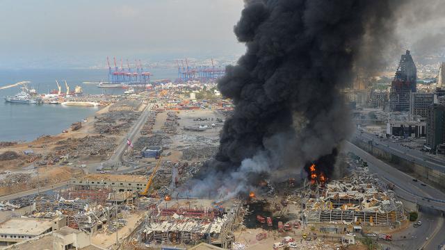 Beyrut Limanı soruşturmasına yeni yargıç atandı