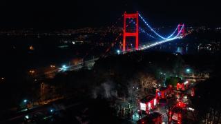 Boğaziçi Üniversitesi Hisar Kampüsünde bulunan kafeteryada çıkan yangın söndürüldü