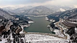 Kar yağışı Bursa barajlarına yaradı: 5 aylık su rezervi oluştu