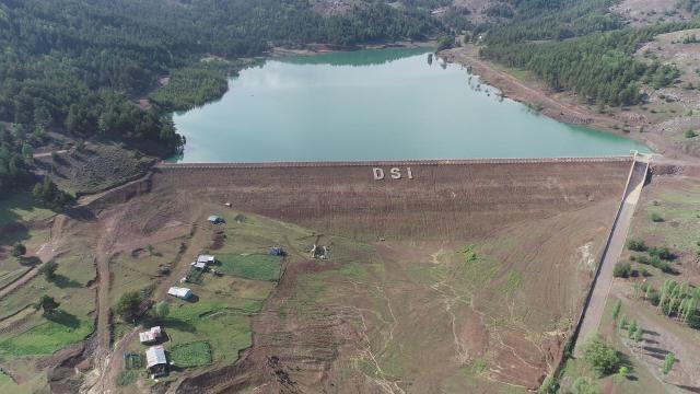 DSİ Giresunda son 18 yılda 7 baraj ve 2 gölet yaptı