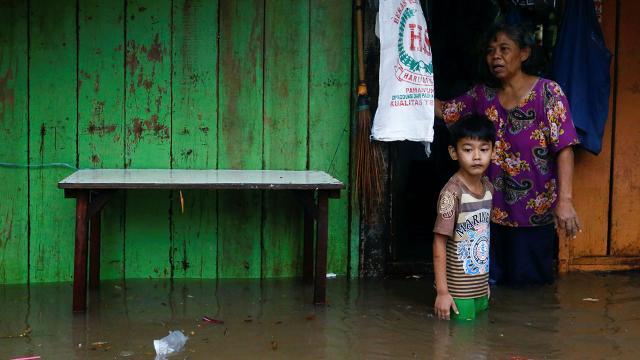 Endonezyada heyelan: Ölü sayısı 18e yükseldi