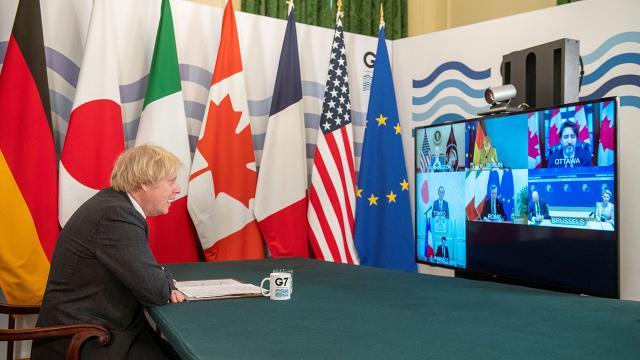 G7 ülkelerinden salgınla mücadelede işbirliğini yoğunlaştırma kararı
