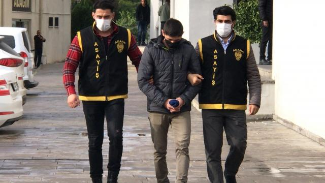 Adanada 21 yıl 8 ay hapis cezasıyla aranan firari hükümlü yakalandı