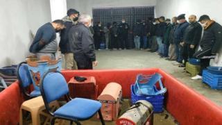Horoz dövüştüren 27 kişiye 121 bin lira ceza