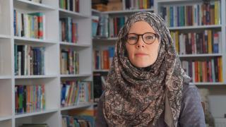 Hayatın anlamını sorgularken İslamiyet ile tanıştı