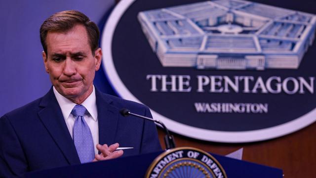 Pentagon sözcüsü, Afganistandaki misyonlarının biteceğine dair sözlerini geri aldı