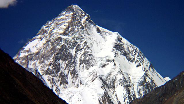 Pakistandaki K2 dağında kaybolan dağcıların öldüğü açıklandı