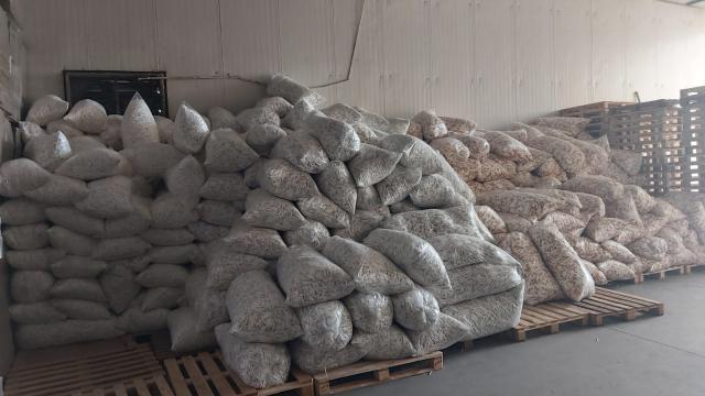 Adanada kaçak üretilen 6 milyon 442 bin makaron ele geçirildi
