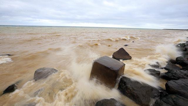 Batı ve Orta Karadeniz için fırtına uyarısı