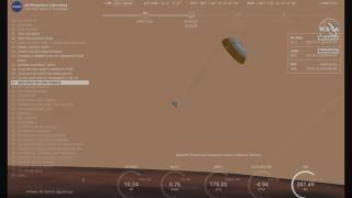 Mars heyecanı Jezero ilçesinde yaşandı
