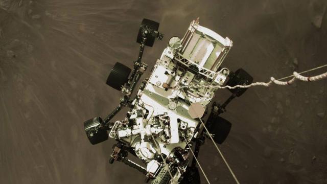 Marstan yeni fotoğraflar geliyor