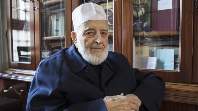 Muhammed Emin Saraç vefat etti