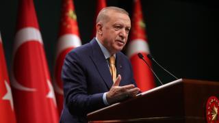 Cumhurbaşkanı Erdoğan'dan NATO'ya: Müttefiklerimizden beklediğimiz desteği göremedik