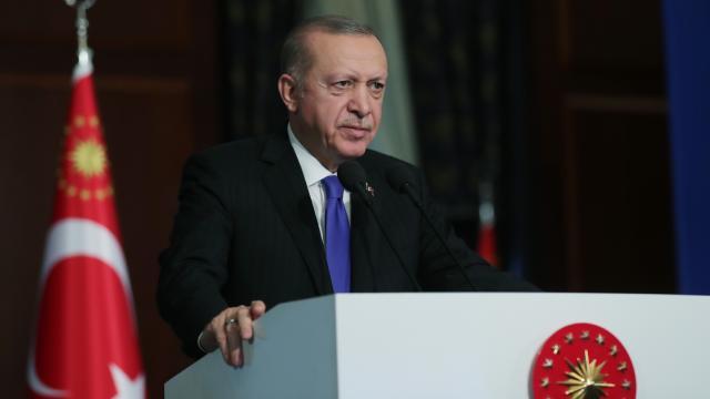 Cumhurbaşkanı Erdoğan: Gençlerimizin arasına nifak tohumlarının ekilmesine izin vermeyeceğiz