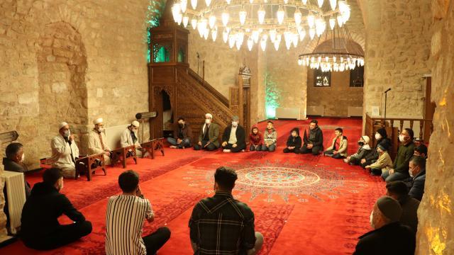Diyarbakır, Mardin ve Siirtte Regaip Kandili dualarla idrak edildi