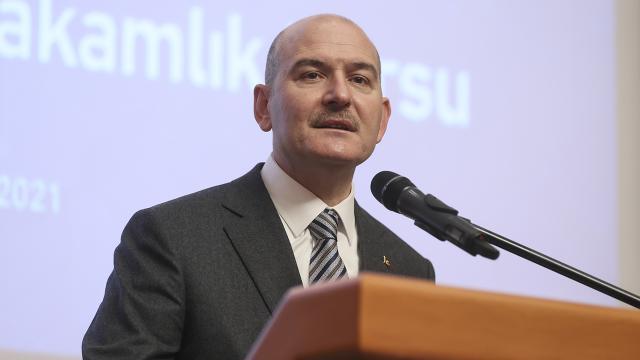 Bakan Soylu: Meseleyi Cumhurbaşkanına yıkmak PKKyı aklamaktır