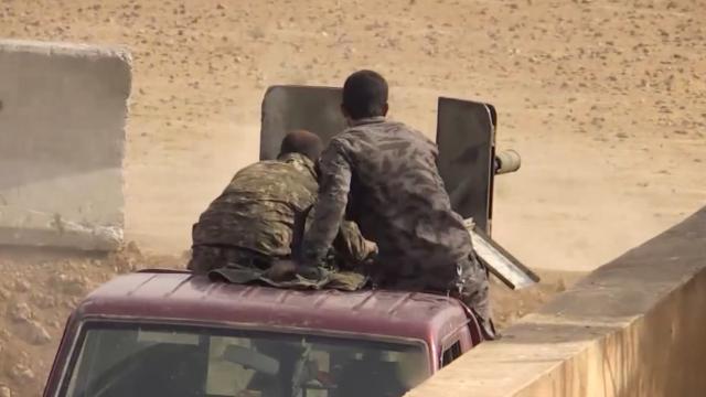 Irakın kuzeyinde köyler PKK işgali altında