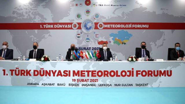 Pakdemirliden çağrı: Türk Dünyası Meteoroloji Birliği kuralım