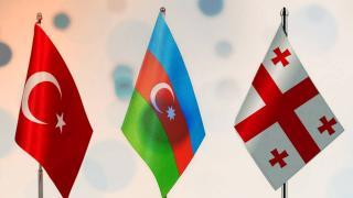 Azerbaycan ve Gürcistan heyetleri Meclis'te ağırlandı