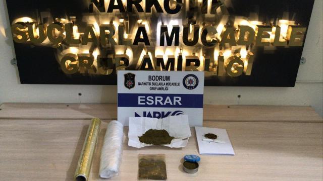 Muğlada uyuşturucu operasyonu: 6 gözaltı