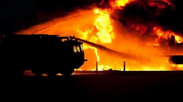 Kazakistanda çıkan yangında 5 çocuk hayatını kaybetti