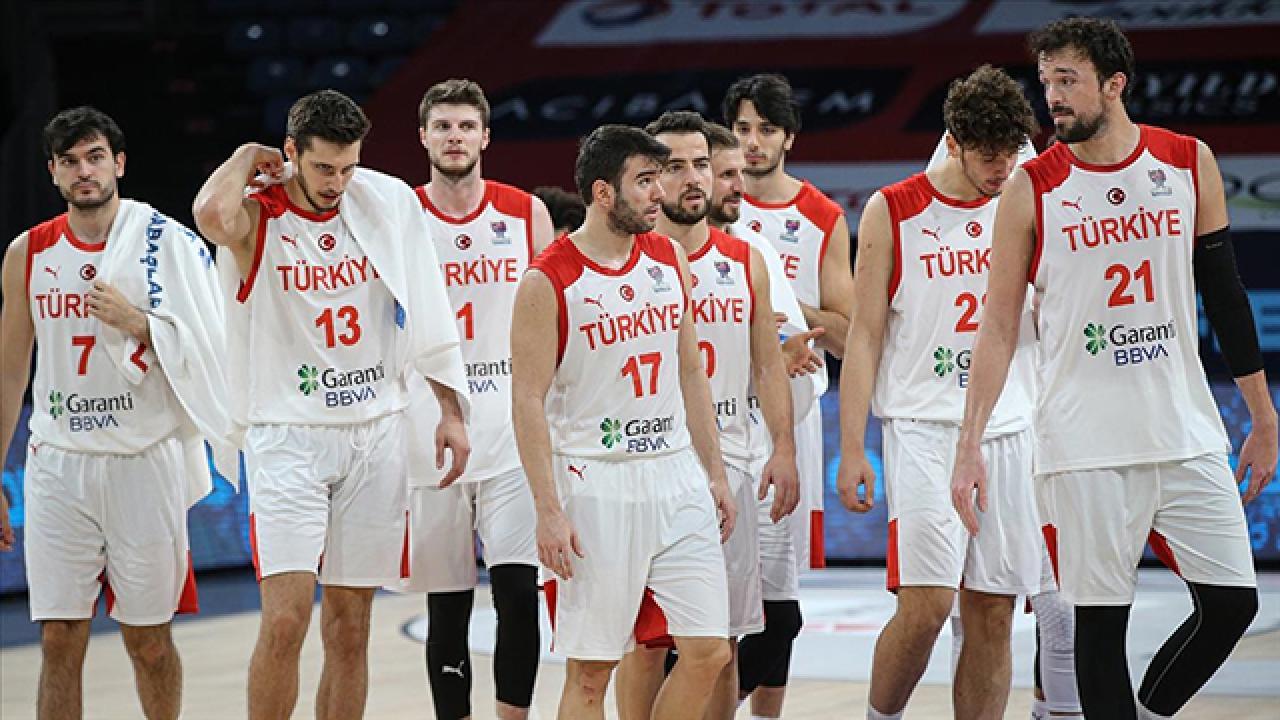 A Milli Erkek Basketbol Takımı Hırvatistan'ı yendi - Son Dakika Haberleri