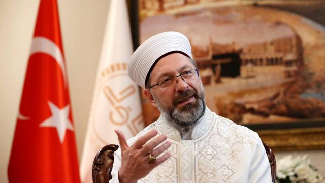 Diyanet İşleri Başkanı Erbaş, Muhammed Emin Saraçı anlattı