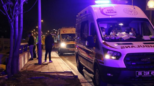 Ankarada eski Etlik Köprüsünün altında bir kişi ölü bulundu