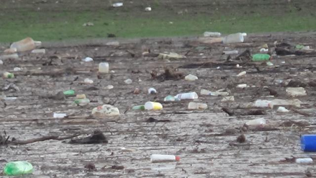 Bayramiç Barajının geleceği zehirli zirai ilaç atıklarının tehdidi altında