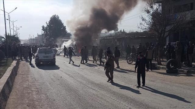 PKKdan Tel Abyadda roketli saldırı: 2 şehit, 7 yaralı