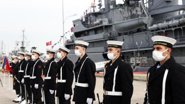 SNMCMG-2nin komutası Türkiyeye geçti