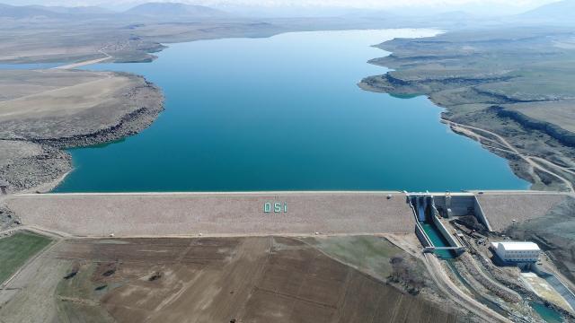 DSİ: Ankaradaki barajlarda şu an itibarıyla su sıkıntısı yok