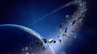 İnsanoğlunun yörüngedeki 'kirli izi' geleceği tehdit ediyor