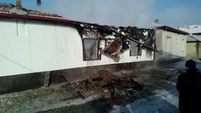 Yozgatta tüp patladı, duvar yıkıldı: 2 ölü
